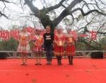 """鹿寨县2017年第八届""""三月三""""山歌节暨第四届山歌擂台赛在中渡古镇举行"""