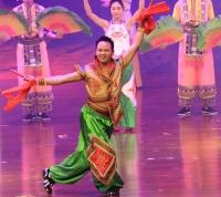 在我县举办的柳州市农民文化艺术展演圆满落幕